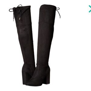 d162cfca23e Steve Madden Shoes - Steve Madden Norri over the knee boots